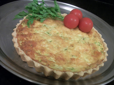 massa de quiche com guarana