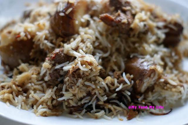 My Favourite Recipe - Dhakai Kacchi Biryani