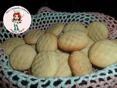 biscoitos caseiros de coco