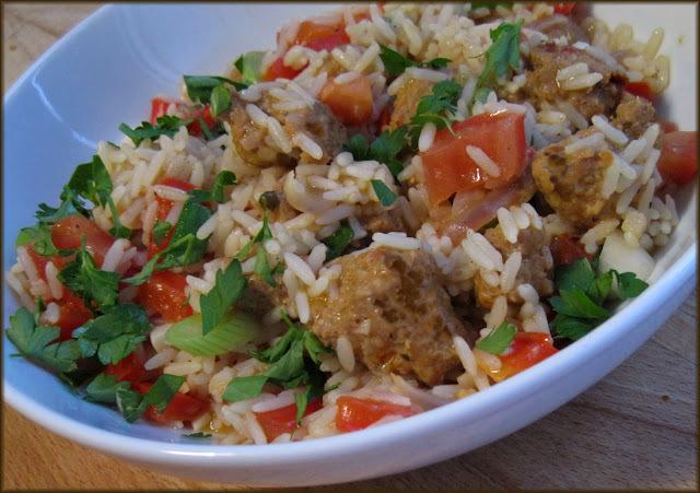 Spicy Sausage Rice Recipe - Gordon Ramsay