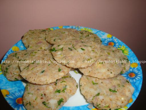 Aloo Tikkis - Potato Patties