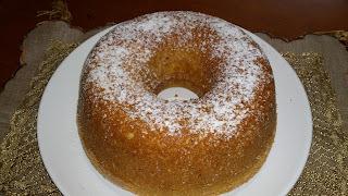 bolo de milho verde fresco fofo