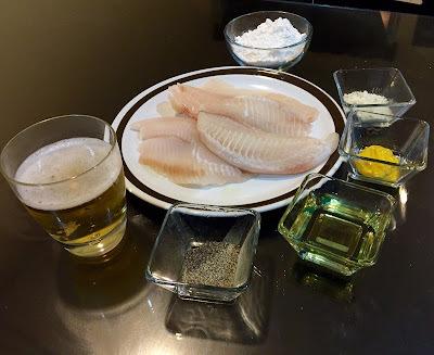 Deditos de pescado