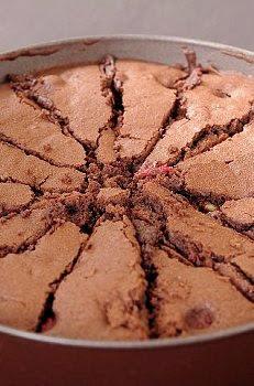 Torta de chocolate economica y rapida