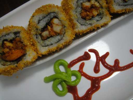 Spicy Indian Sushi