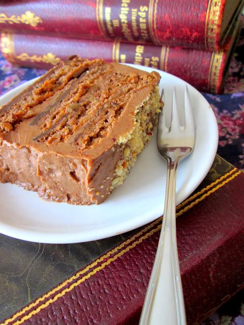 Tetka-Patina torta