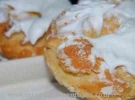 Como preparar rosquillas glaseadas