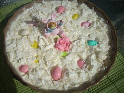 marshmallows easter pie