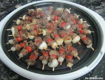 picanha no grill