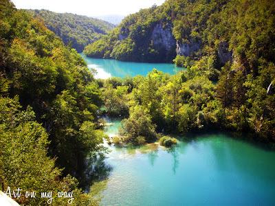 Hrvatski dragulj: Plitvička jezera
