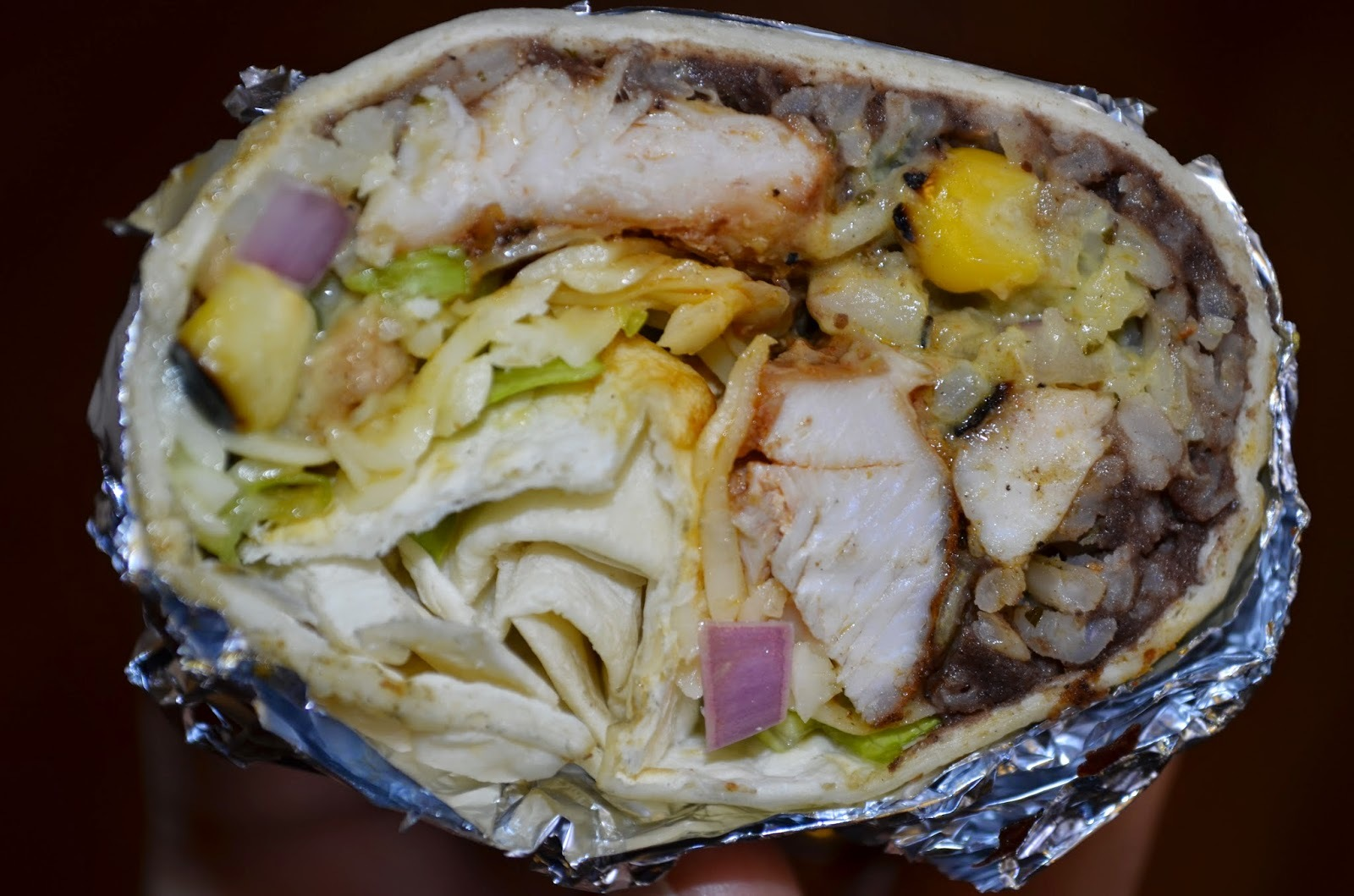 Burritos de Pollo