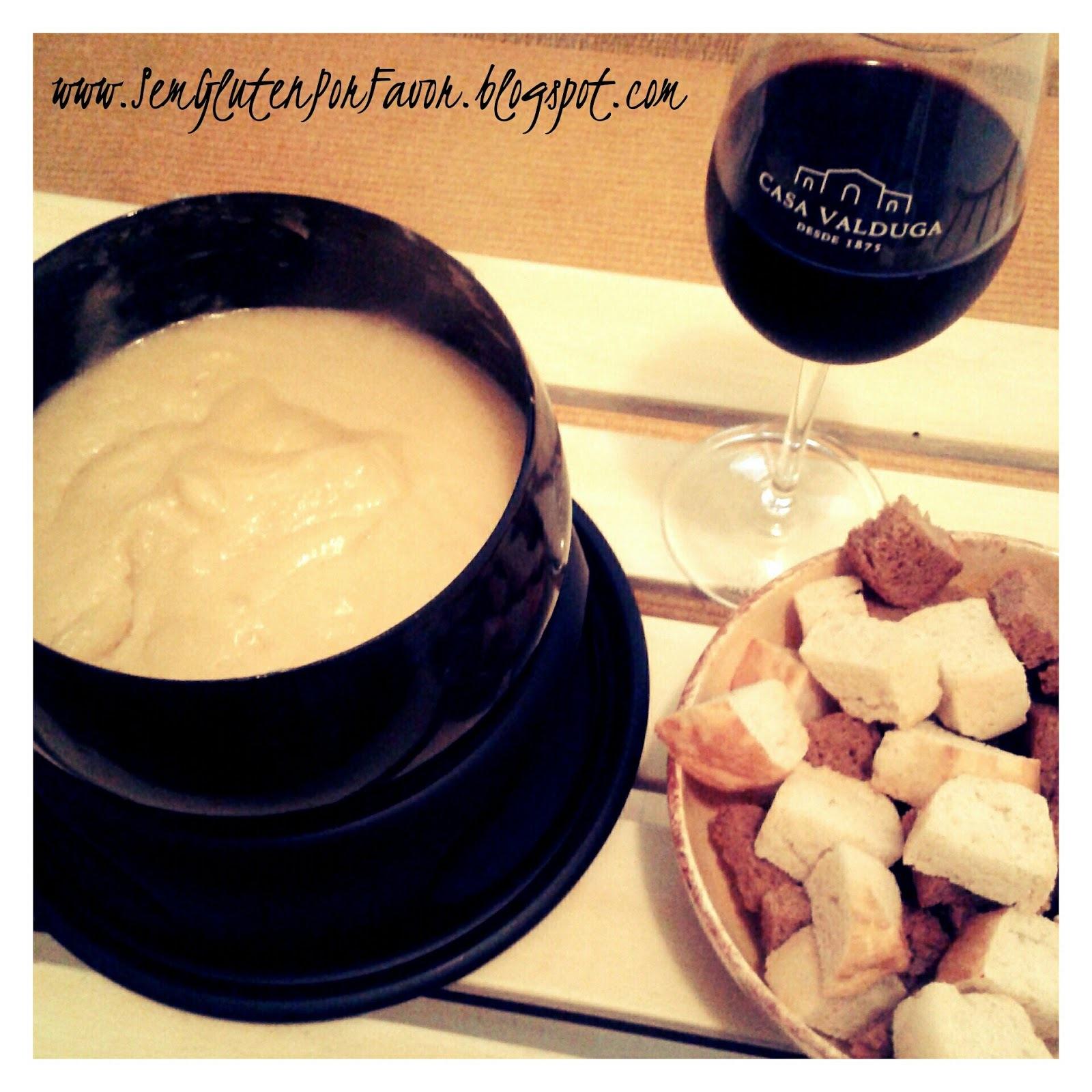 Receita de hoje: fondue de mandiokejo®