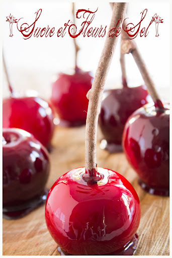 Pomme d'amour facile comme tout.