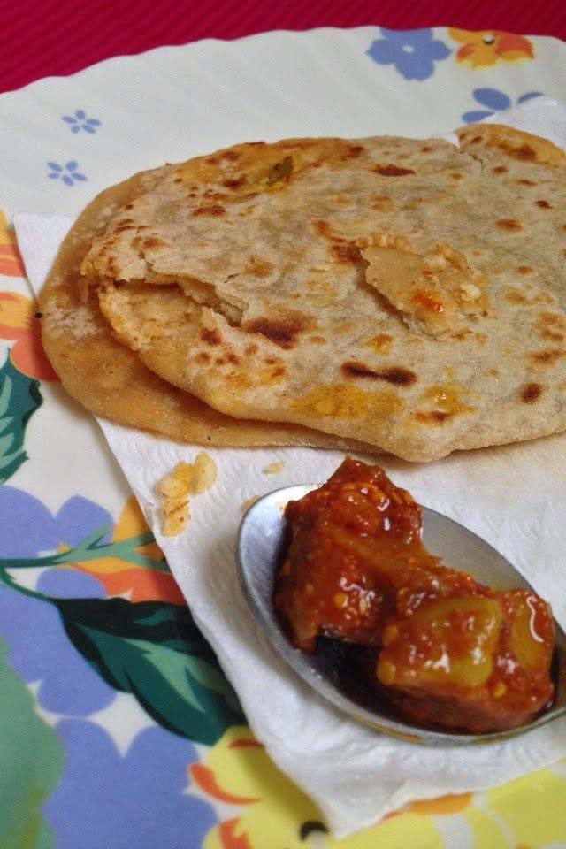 Paneer Paratha | Paratha Recipes | North Indian Recipes