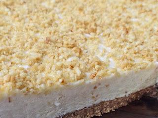 torta gelada de biscoito wafer