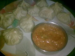 how to make momos soup at home