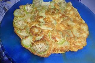 Omelete de jiló