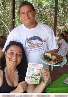 TAMBAQUI E PACU ASSADO NA CACHOEIRA DOS PÁSSAROS EM PRESIDENTE FIGUEIREDO - AM