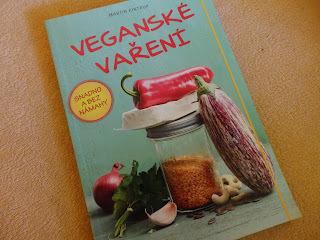 Veganské vaření - recenze plus 2 recepty
