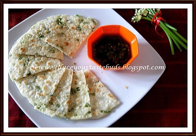 Jui Cai Bing | Chinese Scallion Pancakes