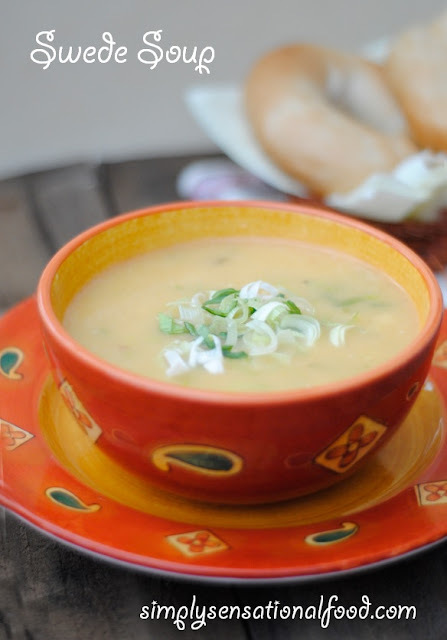 Swede Soup ~5-2 diet