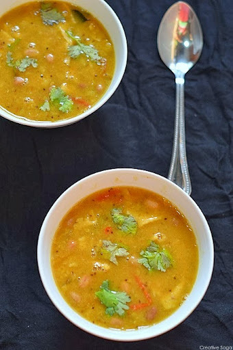 How to make dal dhokli-- Dal dhokli recipe