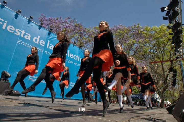 Fiesta de las colectividades 2014