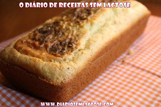 Pão de Arroz Sem Lactose Sem Glúten Sem Soja