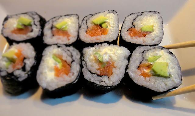 Cómo hacer Sushi fácil