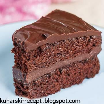 Američka čokoladna torta