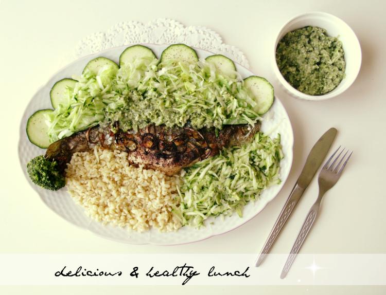 Recipe: Easy broccoli sauce ♥