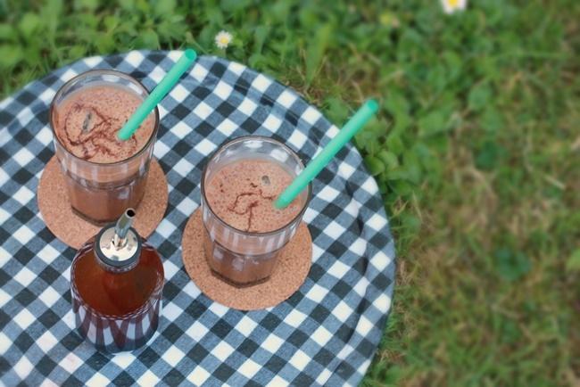 U KUHINJI: Čoko sirup i ledena kava