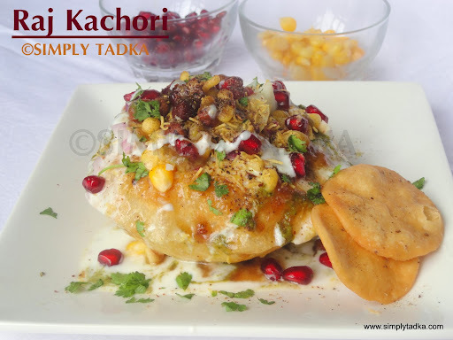 basket chaat in hindi