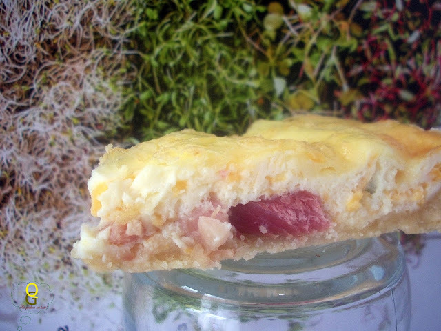 Quiche Lorraine Com Queijo Do Reino - The Little Paris Kitchen: Cooking with Rachel Khoo
