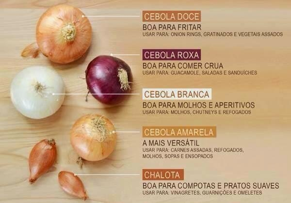 DICA - CEBOLAS