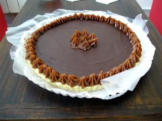 Tarta cabsha- Imperdible postre de chocolate