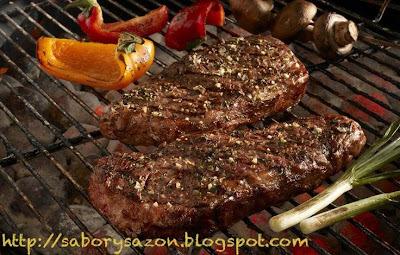 Cómo preparar una brocha para la parrilla - Brochazo para sazonar carne a la parrilla - Recomendaciones para preparar la parrilla