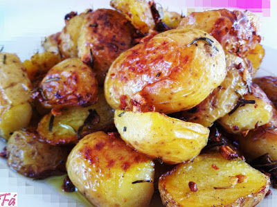 Batatas Crocantes com Ervas