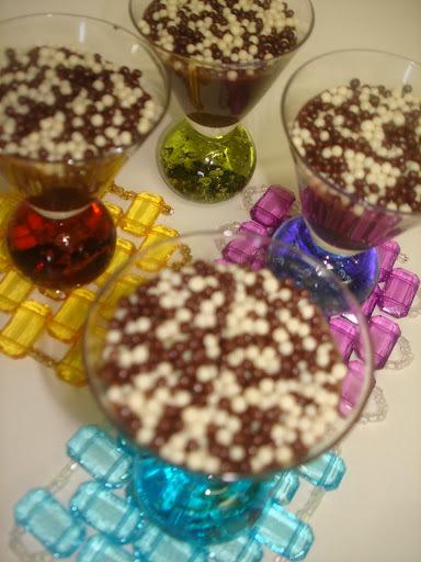 Brigadeiro Mole de Chocolate Meio Amargo: m a r a v i l h o s o !!!!!!!