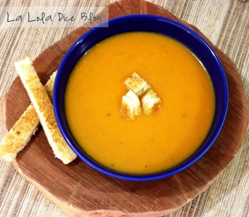 Sopa/Crema de Tomate