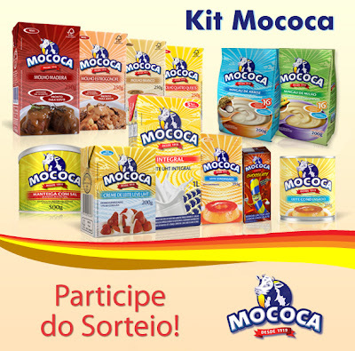 Concurso de frases - premio: UM KIT MARAVILHOSO DA MOCOCA