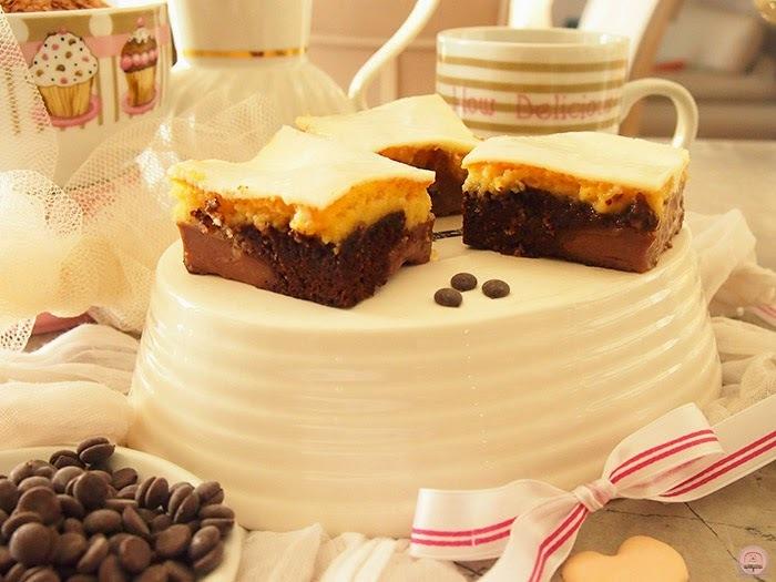 Gost post: Happiness is Homemade i kolač s vrhnjem