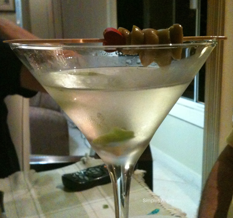 Para celebrar a vida - Um drinque e um aperitivo