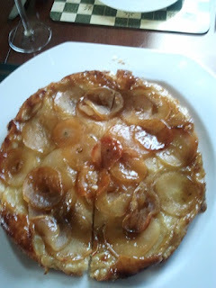 French touch - Tarte Tatin