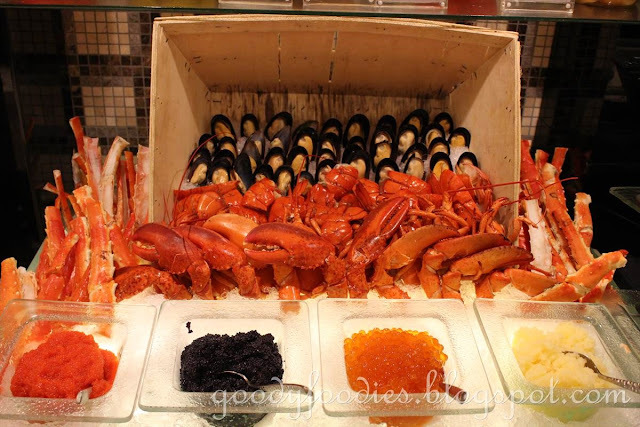 Norwegian Seafood Journey @ Mandarin Oriental KL