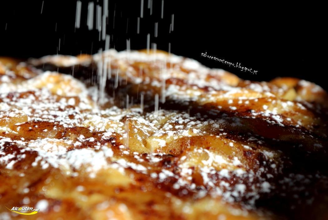 Dia da Mãe... e um bolo de maçã especial