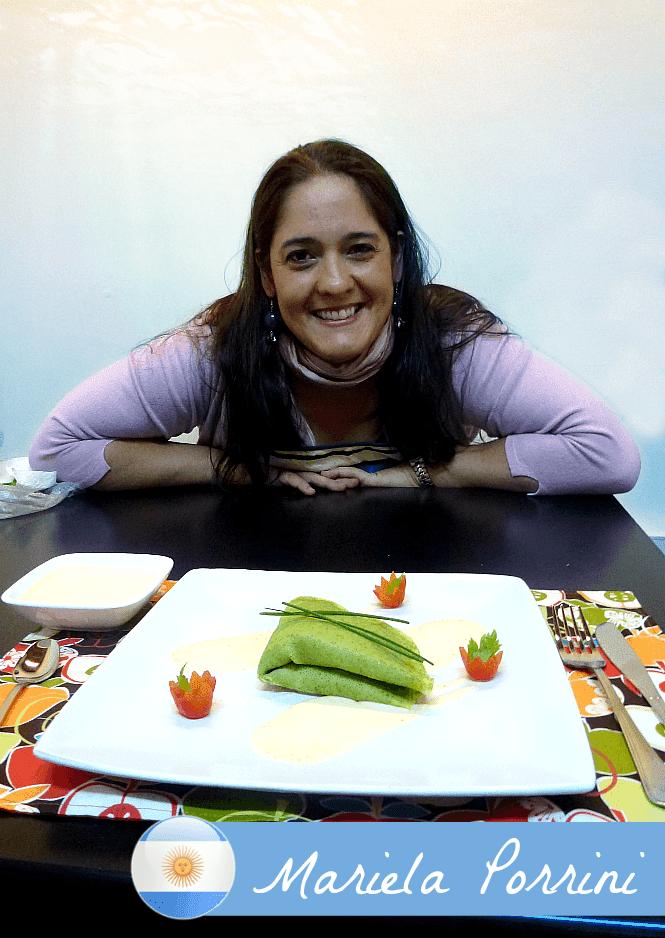 Salsa criolla {criollita}