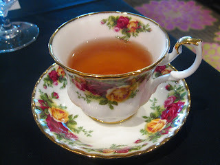 The Real High Tea Challenge: Tea transformed