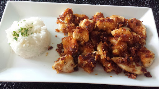 poulet croustillant asiatique