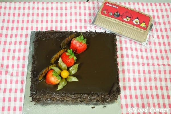 Easy Chocolate Ganache recipe